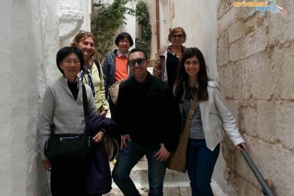 small group tour italy